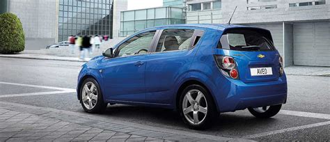 all new chevrolet aveo chevrolet aveo 5 door small hatchback car