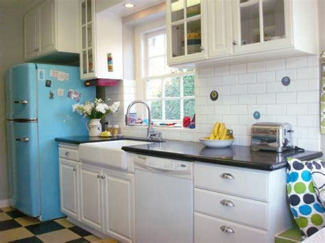 retro kitchen design ideas 25 lovely retro kitchen design ideas