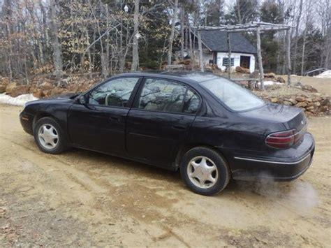 car engine manuals 1998 oldsmobile cutlass transmission control buy used 1998 oldsmobile cutlass gls sedan 4 door 3 1l in