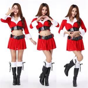 Com buy christmas party halloween sexy christmas girls dress