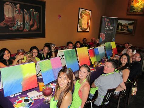 paint nite in my area paint drink and be merry