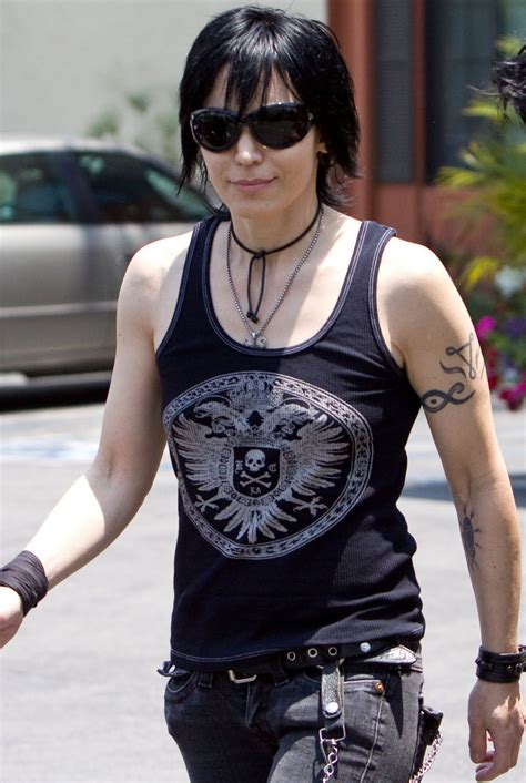 friskykittenpublishings joan jett s tattoos and the