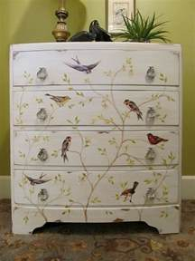 Spray Painting Kitchen Cabinets by Transform Your Objects With Art Of Decoupage My Desired Home