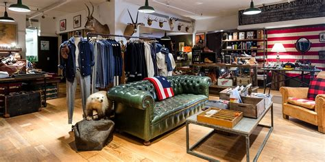 7 awesome menswear shops across america worn wound