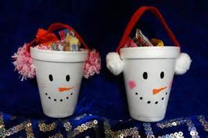 dulceros navideos dulceros navide 241 os mu 241 eco de nieve diy youtube