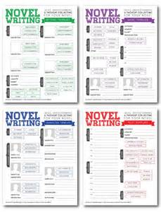 Essay On A Book Exle by Novel Writing Brainstorming Templates V2 0 By Rhinoandasmallbird Nano Plotting And Writing