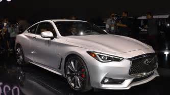 Infiniti Q Coupe 2017 Infiniti Q60 Coupe Photo