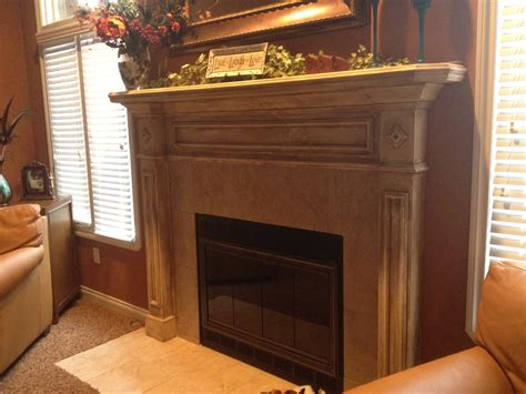 painted fireplace mantels painting trim and fireplaces mantels fabulously finished