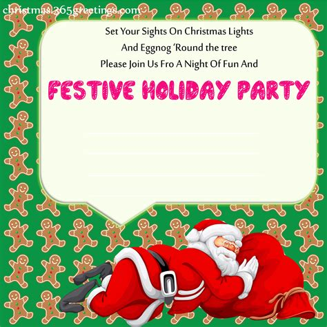 christmas party invitations blank disneyforever hd