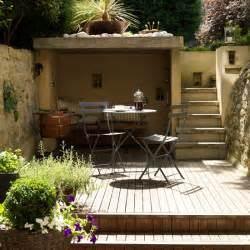 Small Garden Idea 5 Garden Decking Ideas For The Most Pleasant And Relaxing Environment Interior Design Inspiration