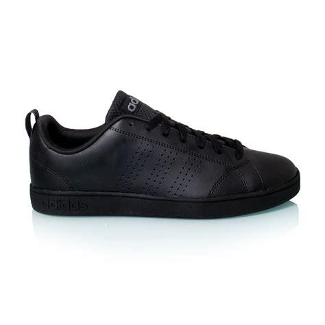 Adidas New Advantage 3 adidas advantage clean vs mens casual shoes black