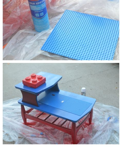 diy lego table adhesive room makeovers archives a crafty spoonful