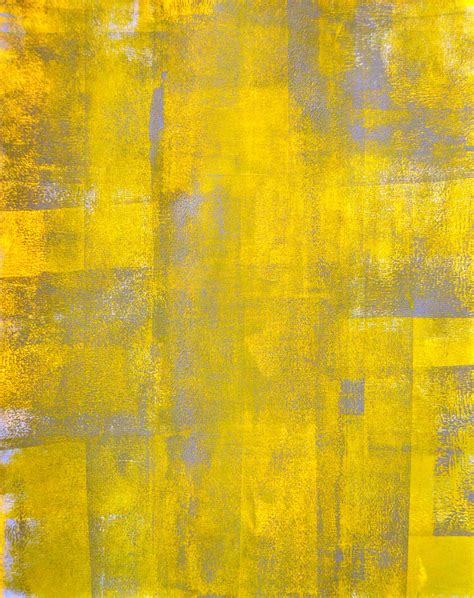 painting greys acrylic abstract art painting grey yellow and white by
