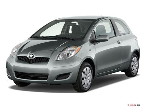 2009 Toyota Yaris Reviews 2009 Toyota Yaris Prices Reviews And Pictures U S News
