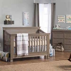 Million Dollar Baby Classic Foothill Convertible Crib With Toddler Rail Master Mdb206 Jpg