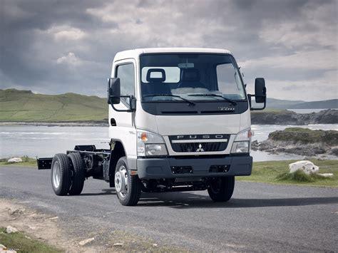 mitsubishi truck mitsubishi fuso canter technical details history photos
