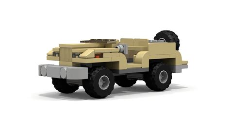 lego army jeep simple lego jeep tutorial