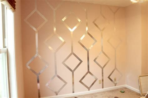 wall paint design ideas with tape paint designs on walls with tape ideas 6151