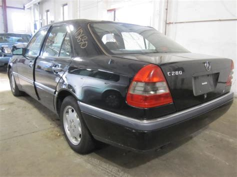 Mercedes C280 Parts by Parting Out 1995 Mercedes C280 Stock 110630 Tom S