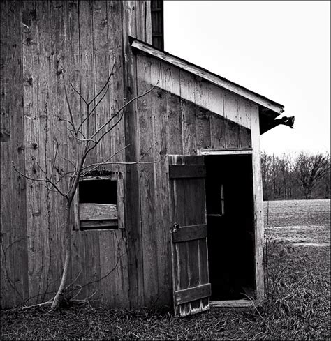 Open Door Indiana by Open Door On An Abandoned Barn Photograph By Christopher
