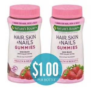 Natures Garden Coupon by Nature S Bounty Optimal Solutions Coupons 1 Vitamins