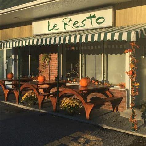 chelsea quebec restaurants le resto a gem in the gatineau le resto chelsea
