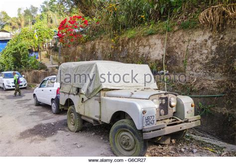 land rover darjeeling series ii stock photos series ii stock images alamy