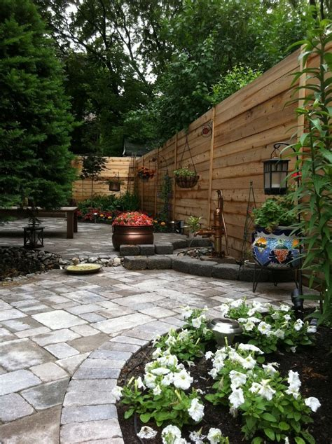 awesome backyards ideas triyae awesome small backyard ideas various design