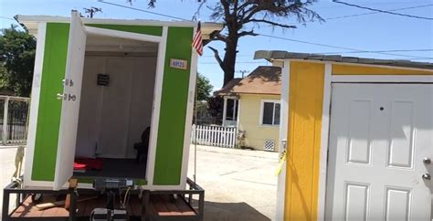 Small Homes Los Angeles The Government S War On Tiny Homes And Humanity