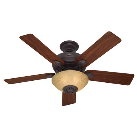seasons brand ceiling fans shop hunter westover four seasons heater 52 in new bronze