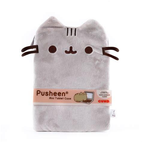 Cute Mugs by Pusheen Plush Mini Tablet Case Tokyo Otaku Mode Shop