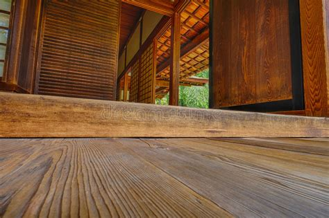pavimento giapponese pavimenti dei pannelli e pareti di legno interni