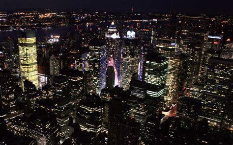 New York City At Night Wallpaper | I HD Images