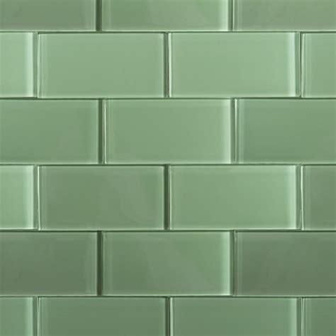 Decorative Bathroom Tile Borders - shop for loft spa green polished 3x6 glass tile at tilebar com
