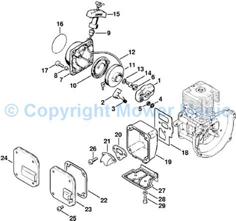 stihl 029 parts diagram stihl 029 parts diagram 28 images stihl 029 farm parts