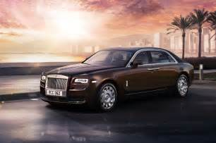 Picture Of Rolls Royce Ghost Rolls Royce Ghost Series 2 Black