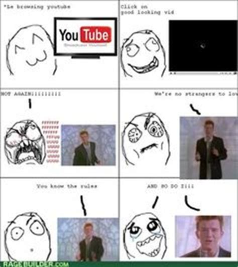 Rick Rolled Meme - rick roll d on pinterest memes skrillex and funny pictures