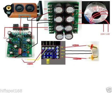 transistor audio lifier kit class ab mosfet l7 audio power lifier board kit mono 300 350w new audio and audiophile