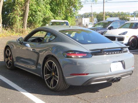 new porsche 2018 2018 new porsche 718 cayman s coupe at porsche fairfield