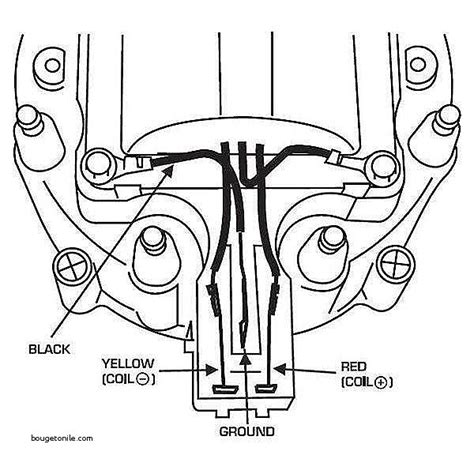 chevy hei coil wiring diagram wiring diagram with