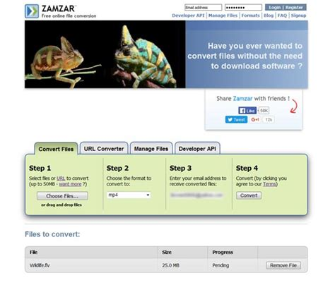 converter zamzar how to free convert flv to mp4