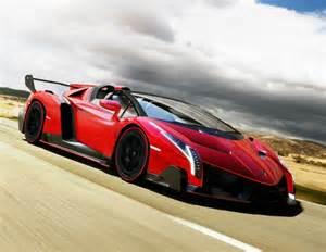 2015 Lamborghini Veneno Roadster Price The Top 5 Most Expensive Cars Of 2015 Auto Mart