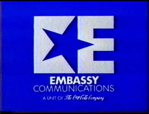embassy communications logopedia  logo  branding site