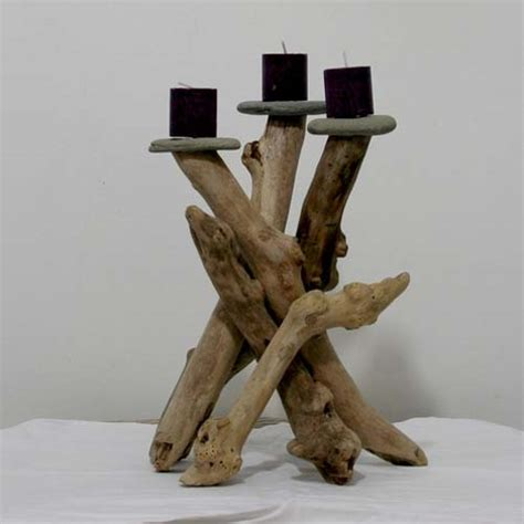 driftwood crafts for eco friendly table decorations and centerpieces driftwood