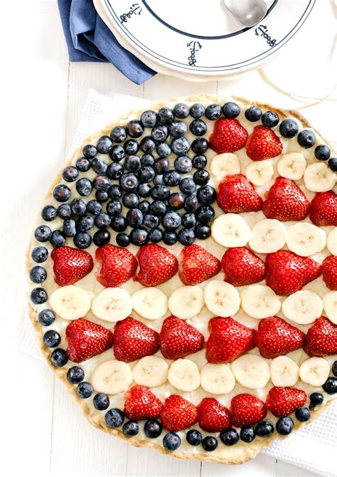 patriotic sweets  treats  uncommon slice  suburbia