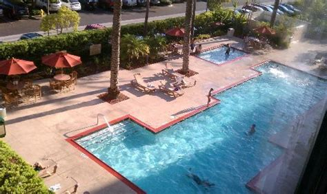 Homewood Suites Garden Grove by View Of The Pool Picture Of Homewood Suites By