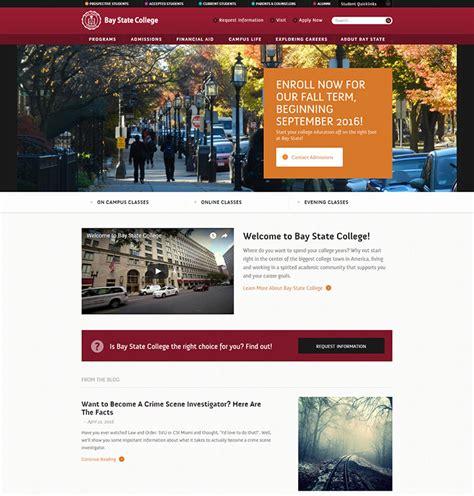 web design inspiration university web design websites inspiration zid imperio
