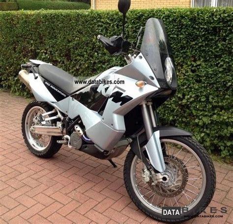 Ktm Lc8 2003 Ktm Lc8 Adventure 950