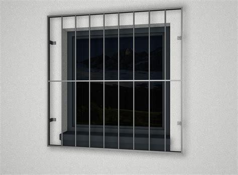 Fenstergitter Edelstahl Modern by Fenstergitter Nach Ma 223 Kaufen Bogner Metall