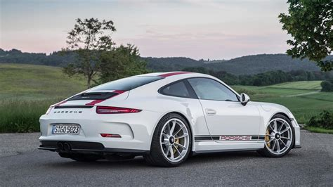 Porsche U K by Porsche 911 R 2016 Review Car Magazine